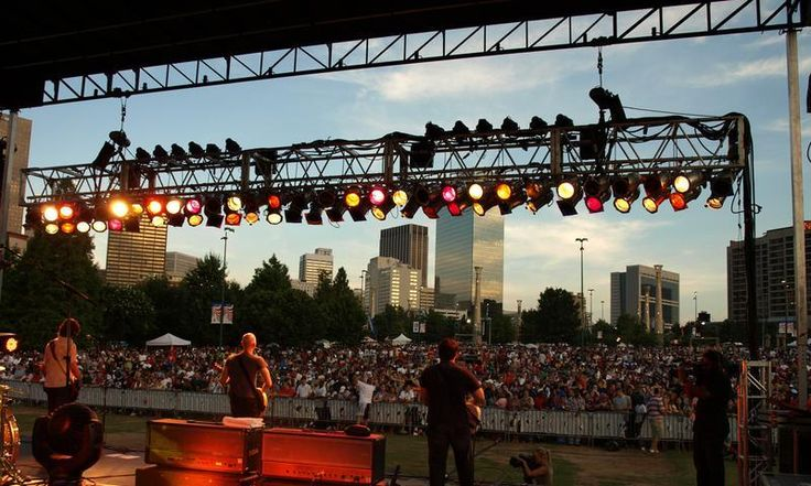 Plan your spring getaway around an Atlanta music festival for a chance to sing along with your favorite song artists.