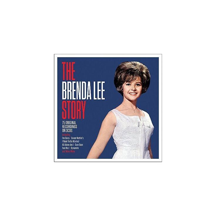 Brenda Lee - Brenda Lee Story (CD)