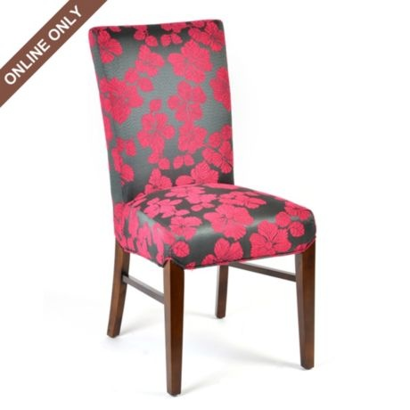 kirklands magenta milton parsons chair