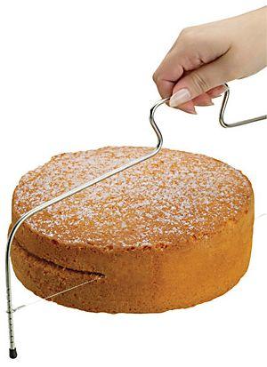 Kitchen Craft Cake Cutting Wire - Yuppiechef