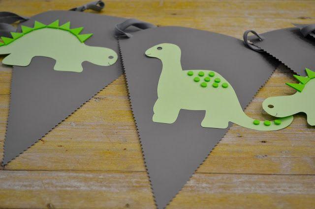 Cumple dinosaurios