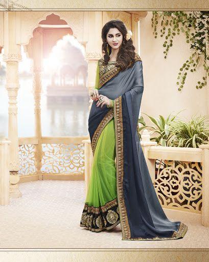 Bandini Designer Saree: #8711