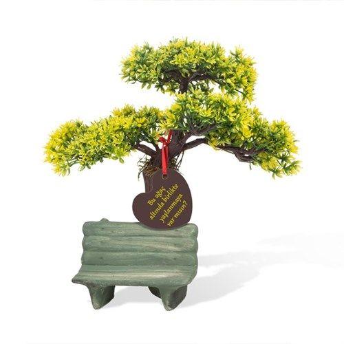 Kişiye Özel Mesajlı Yapay Ağaç
