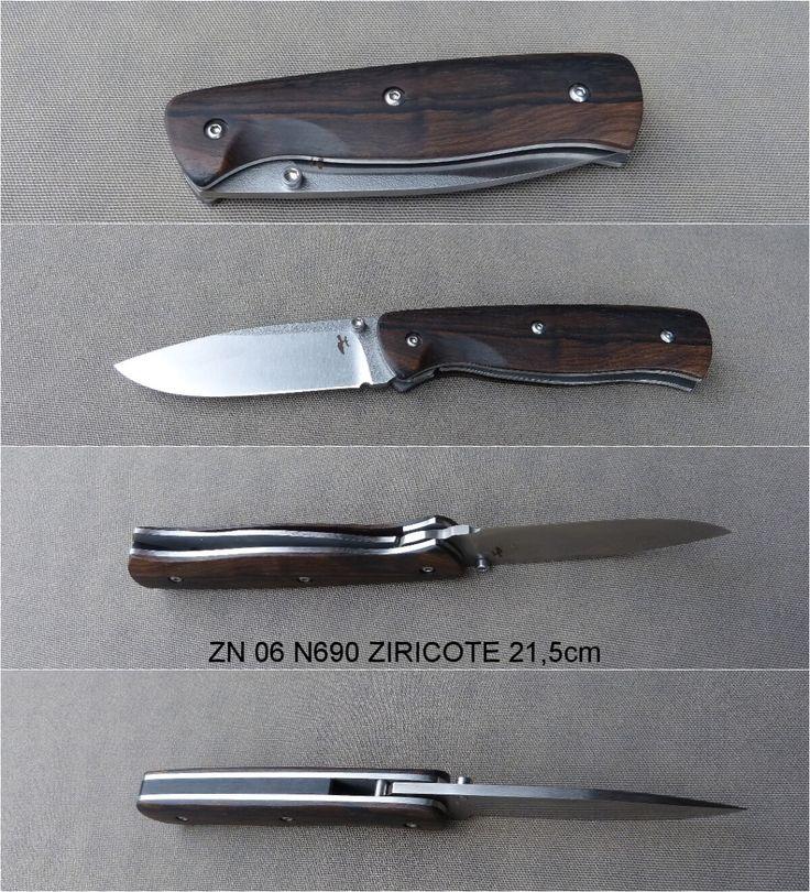 Zavírací nože | VÝROBA NOŽŮ HRBEK IVO