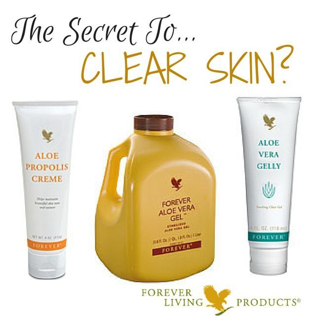 The three secrets of clear skin find  out more about the product just message me ill tell you more. #foreverhealthyza #aloevera #foreverlivingproducts