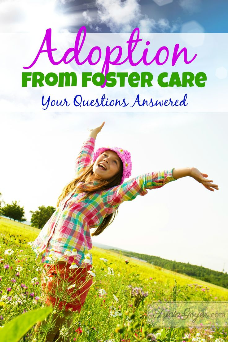 Your questions about foster care adoption answered in Part 4 of this series!