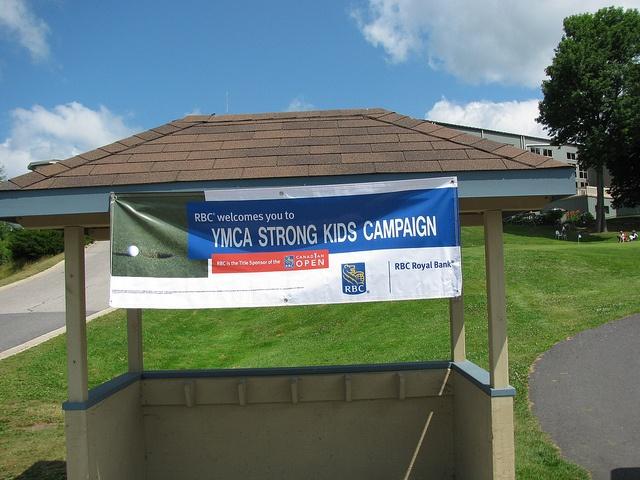 YMCA Strong Kids Golf Tournament