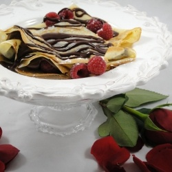 Nutella, French and Crepes on Pinterest
