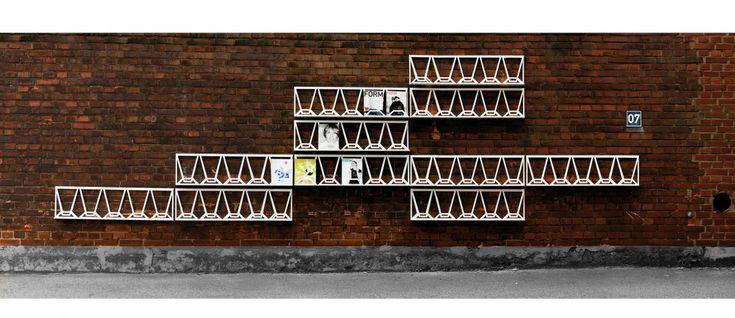 Xhibit tijdschriftenrek | Mitab | Mitab Nederland