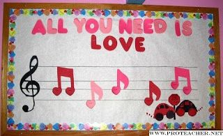 valentine decorating displays | Valentine Ideas: Valentine Bulletin Board Ideas