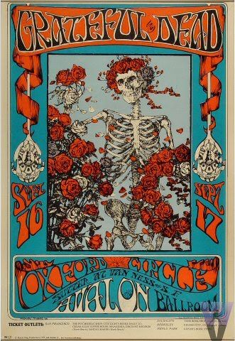 famous 1960's art commune posters and graphics- - Google Search