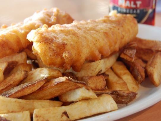 We have a recipe for fish and chips that, I'm pretty sure, even Chef Ramsay would approve of. This yummy dish made up of fish (I typically use haddock or cod) that is battered and fried and s…