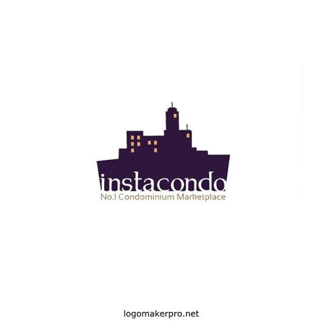 condominium marketplace logo idea #logo #logodiary... - Logo Design Blog