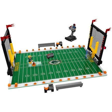 OYO Sports NFL Green Bay Packers Game Time Set