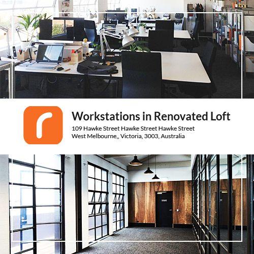 West Melbourne Desk Space for Rent. $497 a month / desk