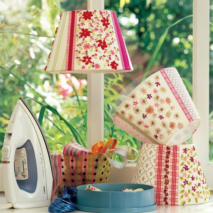 17 meilleures id es propos de abat jour en ruban sur pinterest r cup rer des abat jour. Black Bedroom Furniture Sets. Home Design Ideas