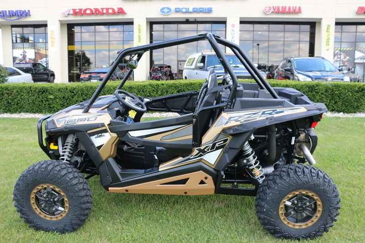 New 2017 Polaris RZR XP 1000 EPS Gold Metallic ATVs For Sale in Kentucky. 2017 Polaris RZR XP 1000 EPS Gold Metallic, Call Sales today for a great deal! 859-253-0322 Great financing options available!<br /> <br /> Call Sales today for a great deal! 859-253-0322 Great financing options available!<br<br> 2017 Polaris® RZR XP® 1000 EPS Gold Metallic <p>Signature RZR XP® 1000 performance, with added capability to dominate the trail and rocks.</p><p> Features may include: </p> POWER FEATURES…