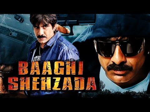 Baaghi Shehzada (2016) Full Hindi Dubbed Movie | Ravi Teja, Prakash Raj, Meena, Siva Reddy - Bollywood Gossip
