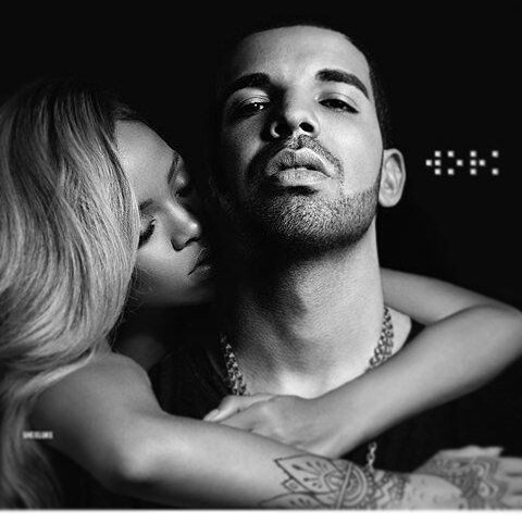 Rhianna and Drake