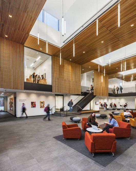 Macalester College - Janet Wallace Fine Arts Center | HGA | Bustler