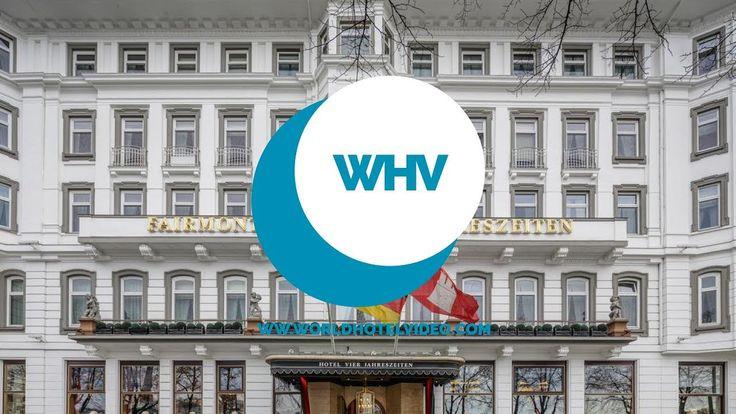 Fairmont Hotel Vier Jahreszeiten in Hamburg Germany (Europe) https://youtu.be/X4evMg_xr78