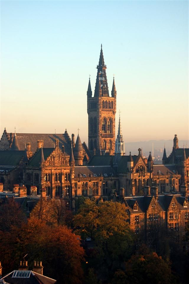 Founded in 1451, The University of Glasgow is the fourth oldest university in the English-speaking world and one of Scotland's four ancient universities: St Andrews, Glasgow, Aberdeen and Edinburgh.