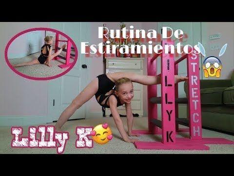 Lilly K Rutina De Ejercicios Para Elasticidad |Subtitulado