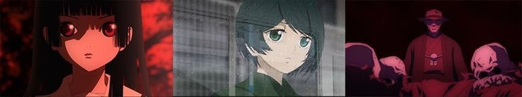 Jigoku Shoujo S4 VOSTFR | Animes-Mangas-DDL
