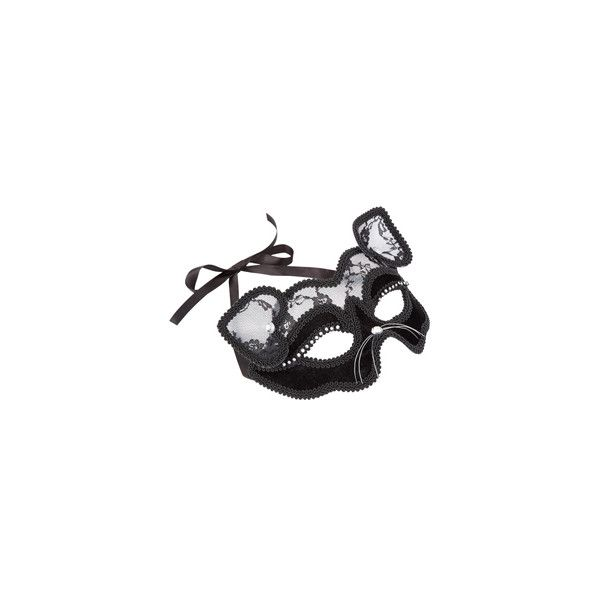 Cat Mask ❤ liked on Polyvore featuring costumes, mask, white costume, cat costumes, cat halloween costumes, white party costumes and black cat costume