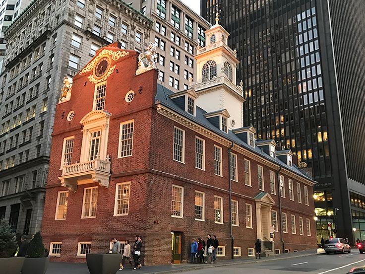 Freedom Trail – A História da Revolução Americana – Wanderlust Memorabilia
