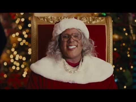 On December 13, put Madea on your Christmas list!  Watch the new A Madea Christmas trailer and share!
