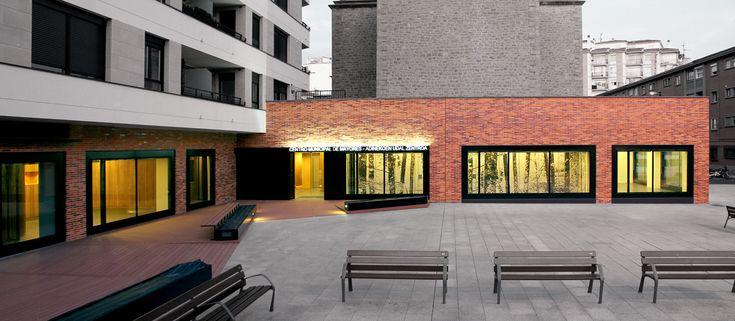 Galeria de Centro de Repouso para idosos de Burlada / MAGMA ARQUITECTURA + Jokine Crespo - 9