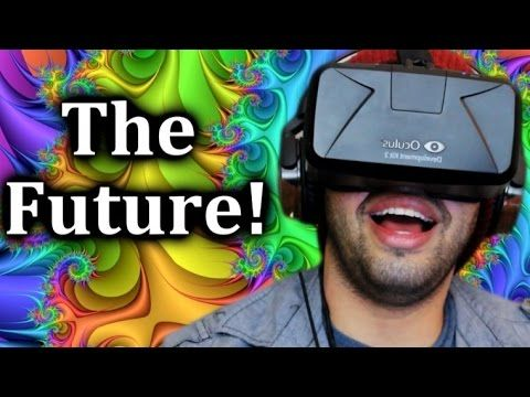 INSANE Oculus Rift Experience! | Welcome to Oculus | Oculus Rift DK2 Game #vr #virtualreality #virtual reality