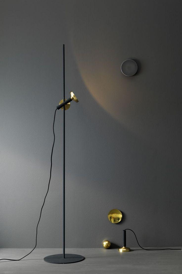 Blend golvlampa. Design Sabina Grubbeson