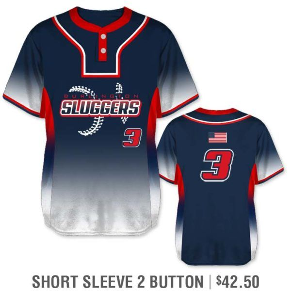 cheap for discount 241c8 e8894 Elite 5th Element Custom Baseball Jersey 🖌 *Design your own ...