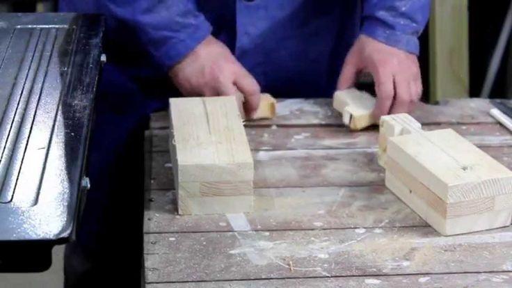 Tokarka do drewna część 1 / DIY
