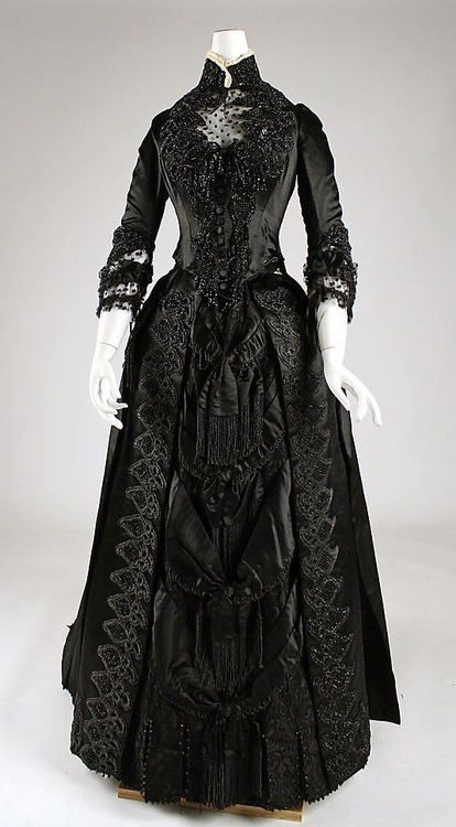 Dress  1887  The Metropolitan Museum of Art