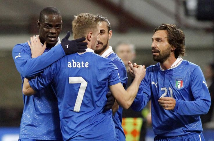 L'Italia incontra la Nigeria in Amichevole a Londra