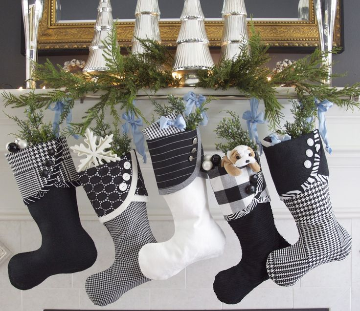 2013 Christmas Stocking Round-Up | South House Designs