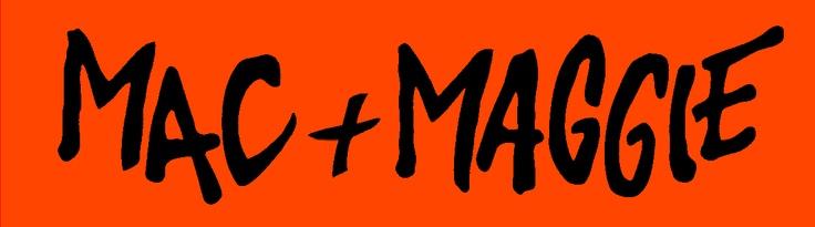 Mac & Maggie  - kledingmerken van vroeger