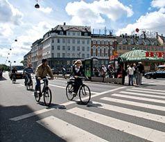 See Copenhagen by bike!