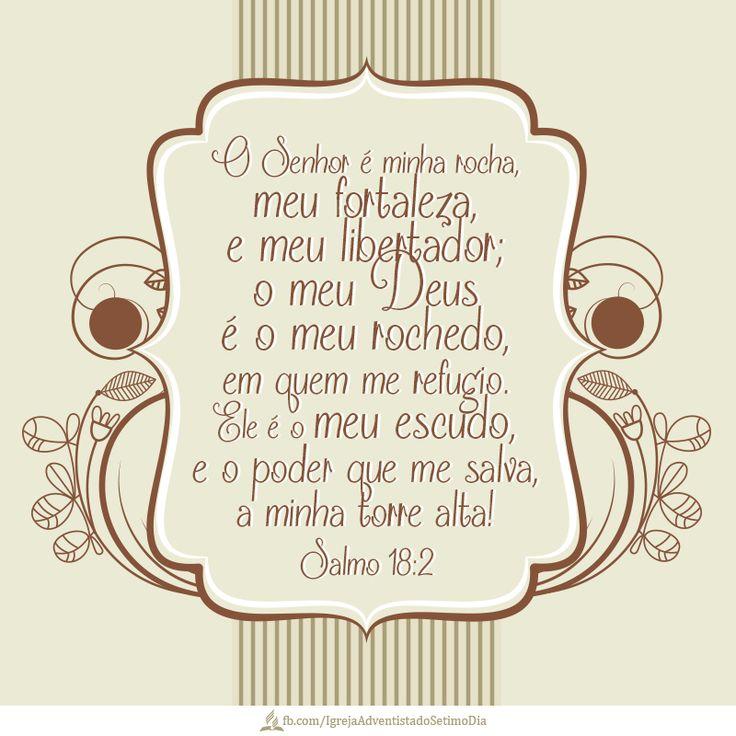_____ Salmos 18:2