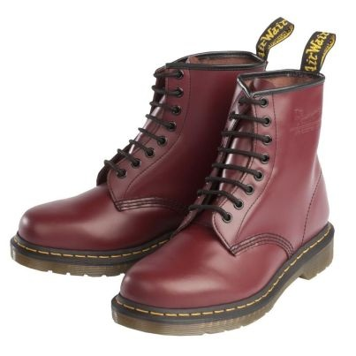 dr martens cherry red rouge smooth zapatos pinterest. Black Bedroom Furniture Sets. Home Design Ideas