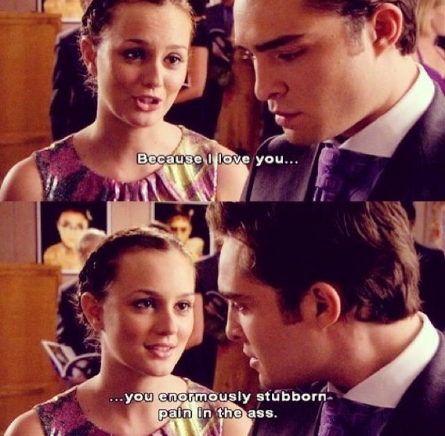 Chuck Bass  Words  Letters
