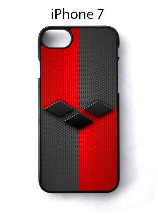 Harley Quinn Logo iPhone 7 Case Cover