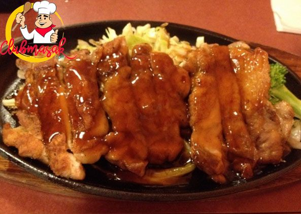 Resep Chicken Teriyaki, Resep Chicken Katsu, Club Masak