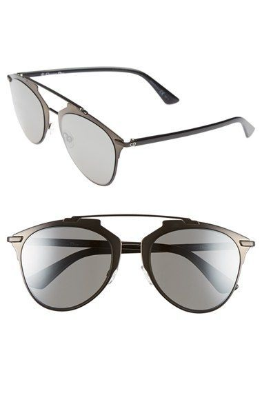 c4e4d4cfaeea Dior  Reflected  52mm Sunglasses available at  Nordstrom