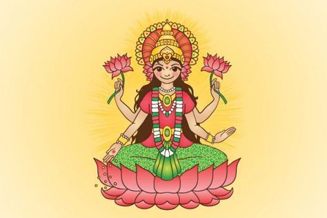 Names Of Hindu Goddess Lakshmi  For  Baby Girl