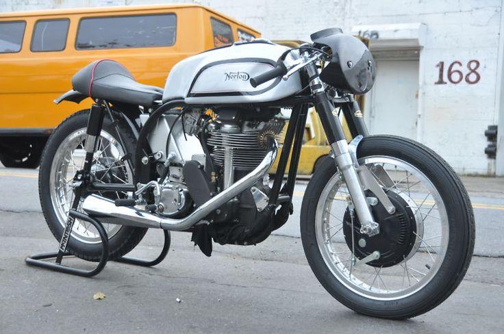 1962 Norton Manx
