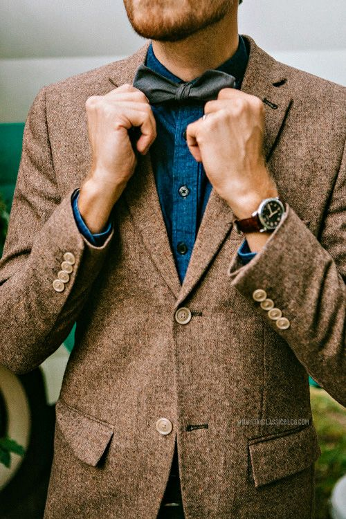 October Wedding Menswear | SOLETOPIA